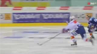 Denis Malgin great goal vs  Lakers | Dec.13.2014.