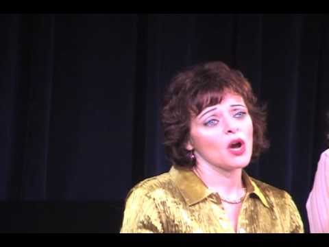 Judy Blazer - A Very Short Song (Jeff Blumenkrantz, Dorothy Parker)