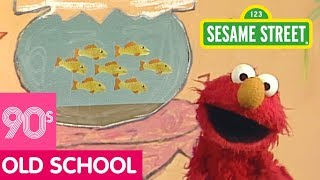 Sesame Street Seven Fish Song With Elmo Throwbackthursdays