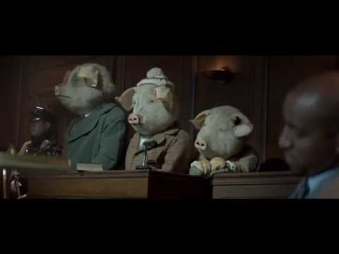 Cannes Lion Award-Winning Three Little Pigs advert