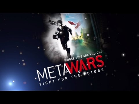 MetaWars Behind the Book