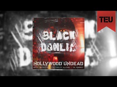 Hollywood Undead - Black Dahlia (The Pharmacy Remix) [Lyrics Video]