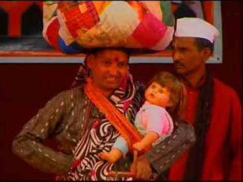 Sant Eknath's Bharud burgunda By Bharud Ratna niranjan Bhakre video