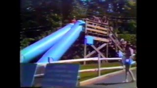 Action Park 80's Live Action and Cannonball loop