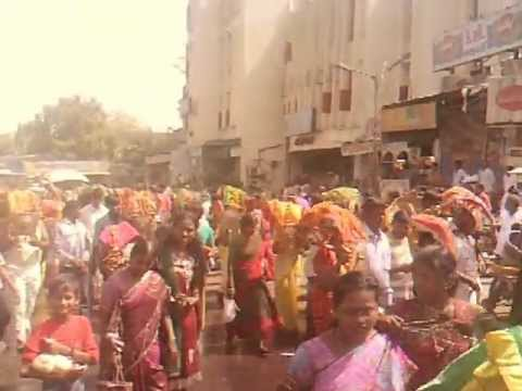 Holy Kavadi Procession.