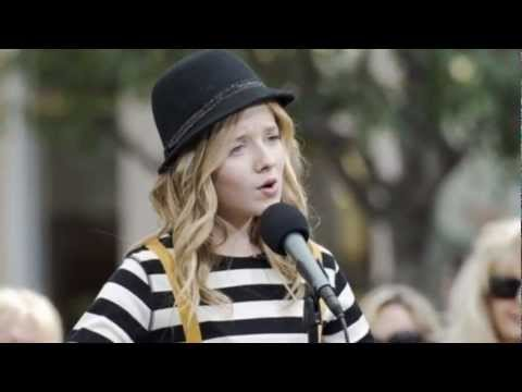 "Video 2013-1-50 JACKIE EVANCHO performs ""Dream With Me"" edition by Amnas2011"