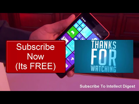 Microsoft Lumia 535 India Hands On Review, Price And Features Overview
