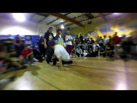 BoogieBrats Vs RepConcreteStyles SEMI-FINALS @ STRICTLY BUSINESS 2
