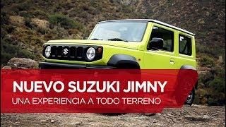 Nuevo Suzuki Jimny - Una experiencia a todo terreno