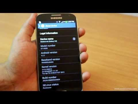 Samsung Galaxy S4 (i9500) Tips and Tricks and Shortcuts