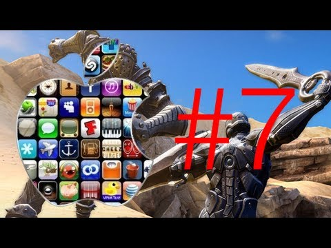 iOS Reviews #7 - Infinity Blade III