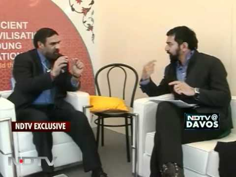 Anand Sharma on FDI in retail