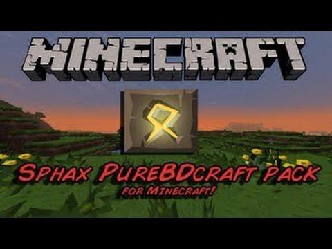 Sphax PureBDCraft 1.7.10\1.8 -minecraft texture pack-come installare[ITA]