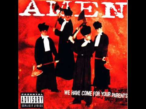 Amen - Under The Robe