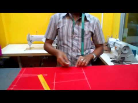 Blouse cutting part 1