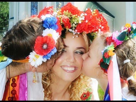 Веселі українські пісні ¸.•*¨✿ БУЛОЧКА ¸.•*¨✿