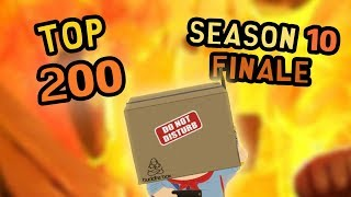 Top 200 End Of Season 10 | South Park Phone Destroyer