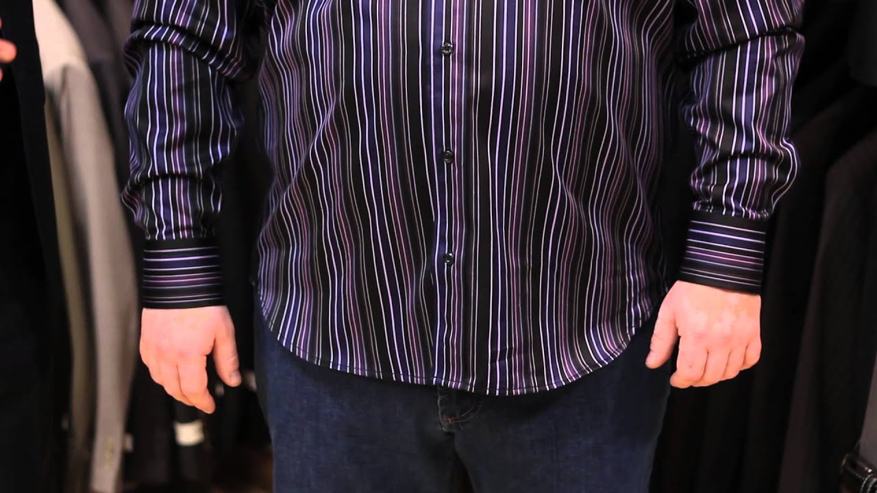 Wearing Dress Shirt Untucked images