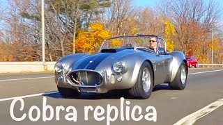 Superformance AC Cobra Replica review