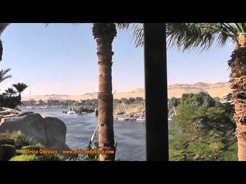 Aswan and The Old Cataract Hotel