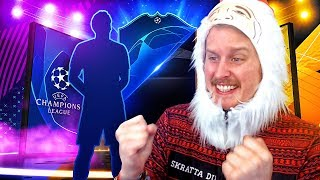 OMG INSANE WALKOUT PACKED! CHAMPIONS LEAGUE TOTGS PACK OPENING! FIFA 19 Ultimate Team