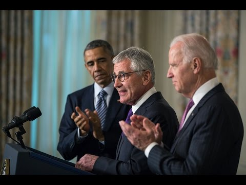 President Obama on the Departure of Secretary Hagel