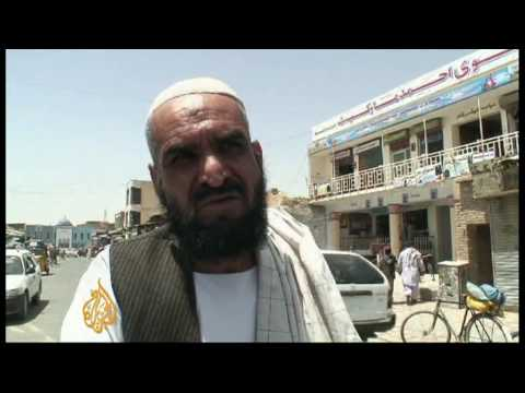Afghanistan urges election day truce - 14 Aug 09