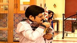 Angoori Bhabi Shocked With Tiwari Ji In 'Bhabi Ji Ghar Par Hai' | #TellyTopUp