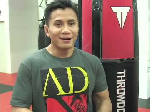 Cung Le talks about his Movie Career in 2009