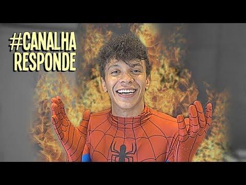 MELÔ DO MOLEQUE NEUTRO E PARÓDIA GOSPEL! #CANALHARESPONDE 24 Vídeos de zueiras e brincadeiras: zuera, video clips, brincadeiras, pegadinhas, lançamentos, vídeos, sustos