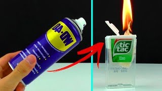 Simple Life Hacks with WD 40