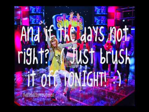 Shake It Up Lyrics Theme Song: Selena Gomez Lyrics HQ