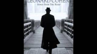 Watch Leonard Cohen Lover Lover Lover video