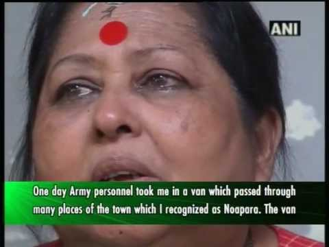I Was Repeatedly Gang Raped By Pak Forces During 1971 War - Ferdousi Priyabhashini video