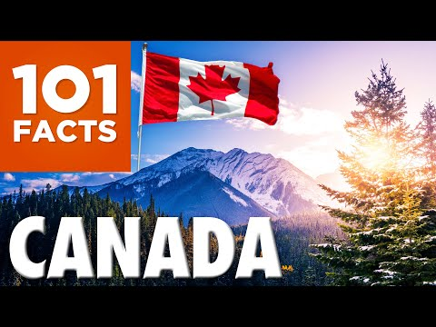 101 Facts About Canada