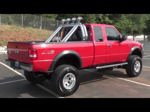 Ford Ranger 4x4 Lift Kit Ford Ranger Xlt 4x4 Lift