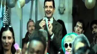 Mr Bean's Holiday: Mr Bean wins First Prize