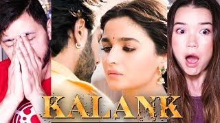 KALANK | Varun Dhawan | Alia Bhatt | Trailer Reaction!