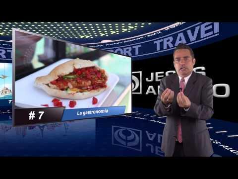 Top ten turístico de Guanajuato