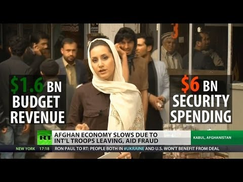 Economy and security deteriorating in Afghanistan