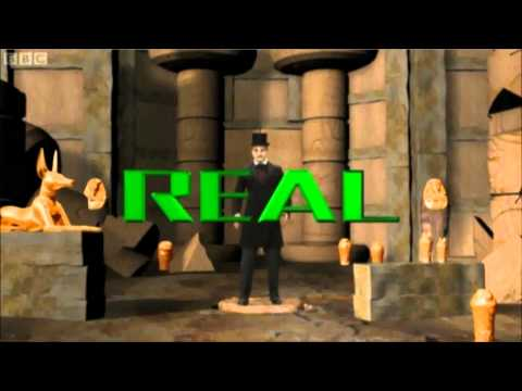 Horrible Histories - Real Tomb Raider