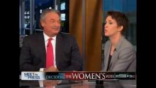Castellanos kills Rachel Maddow on women's pay