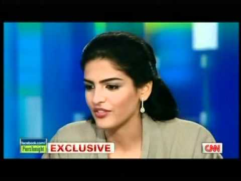 HH PRINCESS AMEERAH AL-TAWEEL INTERVIEW WITH MR.PIERS MORGAN ,CNN