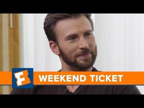 Captain America, Guest: Chris Evans - Week of 3/31/14 | Weekend Ticket | FandangoMovies