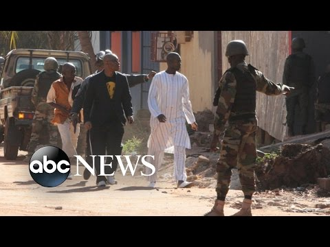 Mali Hotel Attack: 170 Hostages Taken