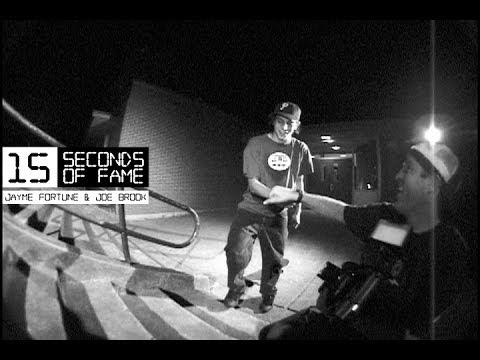 Digital 15 Seconds of Fame - Jayme Fortune & Joe Brook