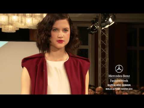 DUTCH ECO DESIGN - Mercedes-Benz Fashion Week Berlin A/W 2014 Collections