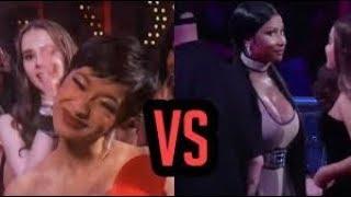 Cardi B Diss Nicki Minaj in MTV VMAs Speech