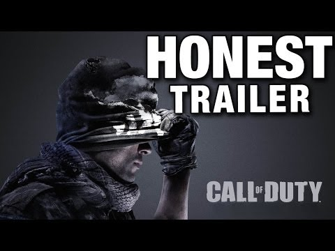 CALL OF DUTY: MODERN WARFARE (Honest Game Trailers)