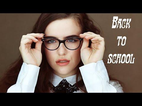 Back to school: Макияж на 1 сентября в школу | Dashashaf